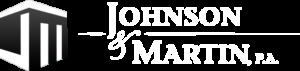 Johnson & Martin Logo